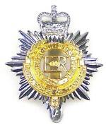 Regimental Cap Badges