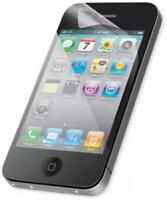 Screen protector anti-glare front and rear for iPhone 4/4S