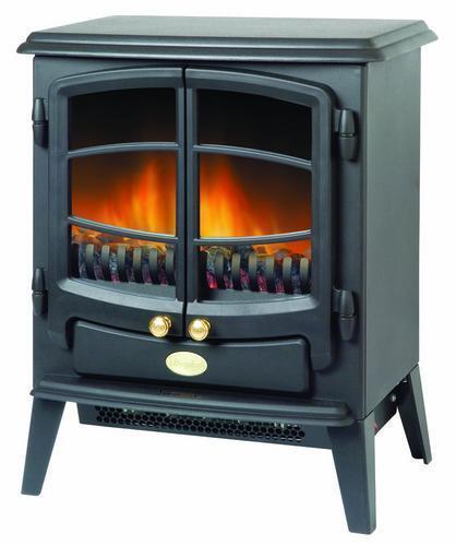electric fire coals home furniture diy ebay. Black Bedroom Furniture Sets. Home Design Ideas