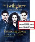 Unrated Edition The Twilight Saga: Breaking Dawn Part 1 DVDs