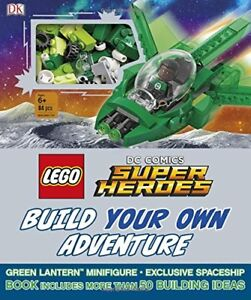"LEGO - DC Super Heroes ""Build Your Own Adventure"" (New, sealed)"