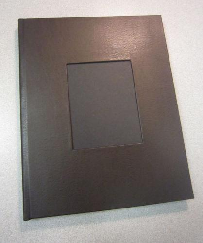 8x10 Wedding Albums: Leather Photo Album 8x10