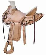 Billy Cook Ranch Saddle