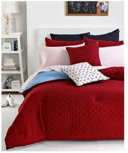 Tommy Hilfiger King Comforter Set Ebay