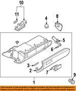 Audi Glove Box