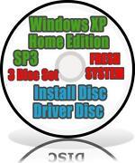 Windows XP Installation CD