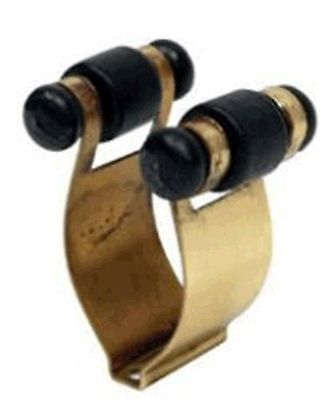 Solid Brass Cue Rack Clip (4 Pack)