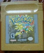 Pokemon Gold Gameboy Color