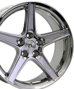 18 Chrome Rims  Wheels  bb836a2353