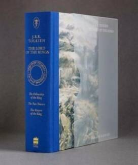 The Lord of the Rings by J. R. R. Tolkien Hardcover - RRP $110 Bondi Junction Eastern Suburbs Preview
