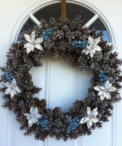 Primitive Christmas Tree Garland