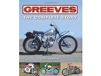 Book wanted - Greeves the Complete Story