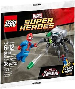 "Lego Super Heroes ""Spider-Man Super Jumper"" #30305"