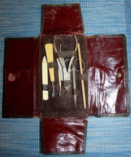 Antique Medical Kit Ebay
