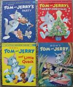 Tom and Jerry Book
