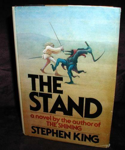 The Stand First Edition Books Ebay