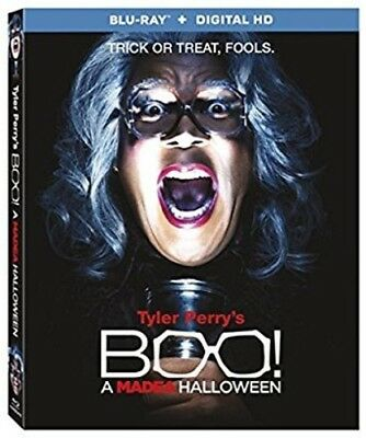 Tyler Perry's Boo! A Madea Halloween [New Blu-ray] - New Halloween Movies 2017