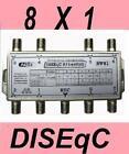 DiSEqC 8x1