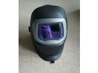 air fed welding mask