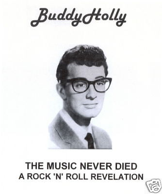 Buddy Holly The Music Never Died  CD  A Rock & Roll Revelation - Rare Recordings ()