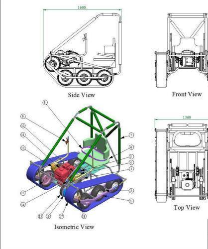 Go Kart Plans | eBay