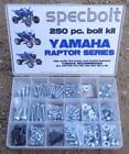 Yamaha Raptor 660 Fenders