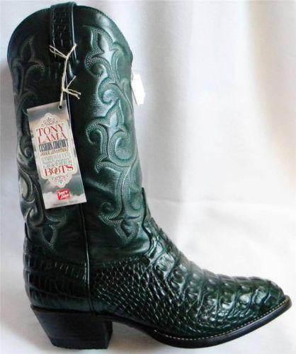 Tony Lama Boots Men S Footwear Ebay