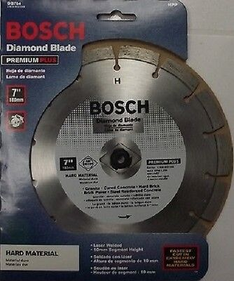 Premium Plus Diamond Blade - Bosch DB764 Premium Plus 7
