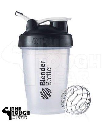BlenderBottle C00581 Classic Shaker Bottle, 20-Ounce Loop To