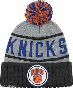 the latest d4fd6 b5b88 New York Knicks Beanie