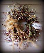 Pip Berry Wreath