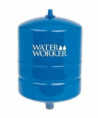 Waterworker Ht-2b In-line Pressure Well Tank 2-gallon Capacity Blue