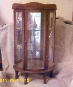 Vintage Curio Cabinets