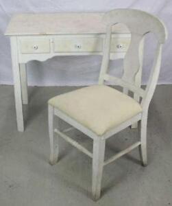 Superb Antique Childs Desk Chair