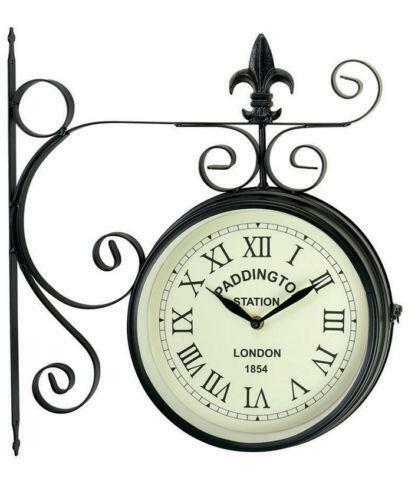 Paddington Garden Clock | EBay