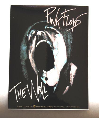 Pink Floyd Wall Decal Ebay