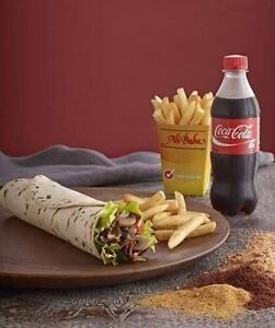 Ali Baba Kebabs and Wraps Belconnen Area Preview