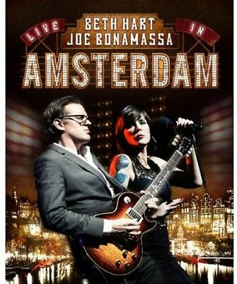 Beth Hart  Joe Bonamassa   Live In Amsterdam  New Cd