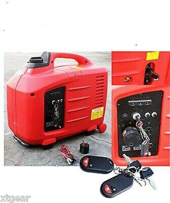 2700w Digital Inverter Rv Gas Generator Wrecoil Remote Battery Start Epa Carb