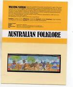 Australia Presentation Packs