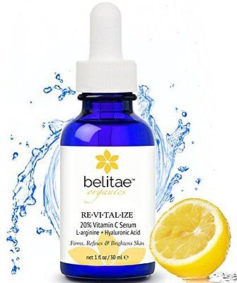 Best Vitamin C Serum for Face to Repair Sun Damage, Remove Age (Best Sun Spot Remover)