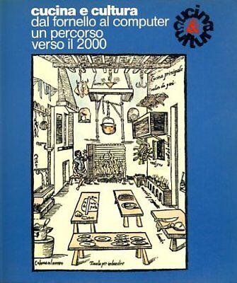 CUCINA E CULTURA dal Fornello al Computer un Percorso Verso il 2000 MOSTRA 1984