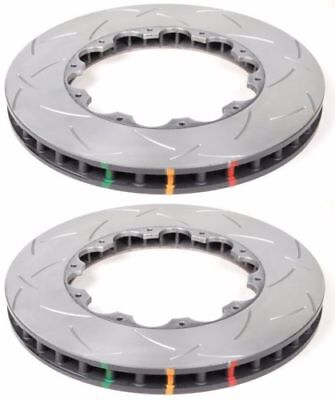 09-11 GTR R35 2 DBA 5000 T-Slotted replacement 380mm front brake disc rotors