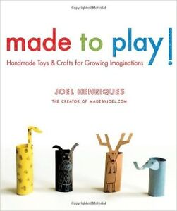 "book: ""made to play!"" Kitchener / Waterloo Kitchener Area image 1"