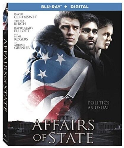 Affairs Of State [new Blu-ray] Ac-3/dolby Digital, Digital Theater Sys