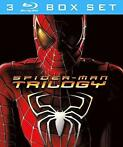 Spiderman Trilogy (steelbook) (Blu-ray)