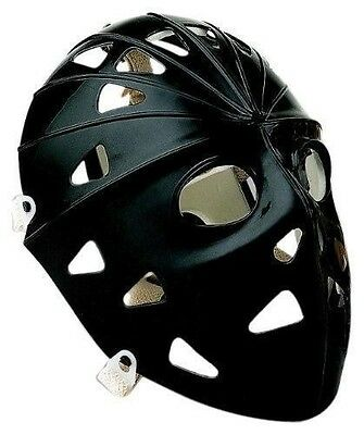 (Mylec Roller Street Hockey Dek ADULT Size Halloween GOALIE Jason Full MASK Black)