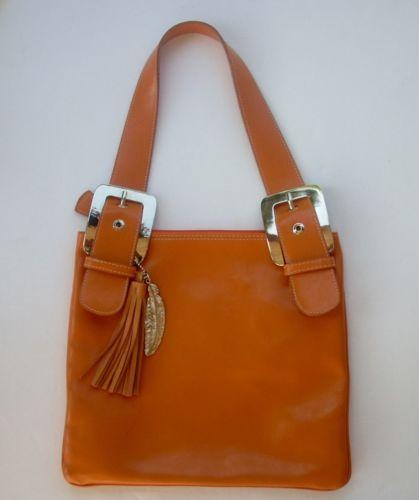 Soft Italian Leather Handbag Ebay
