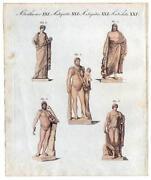Antike Kupferstiche