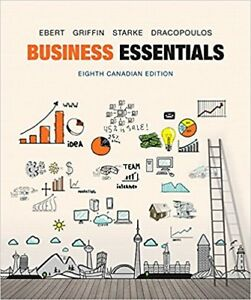 Business Essential Text Book 8th Edition